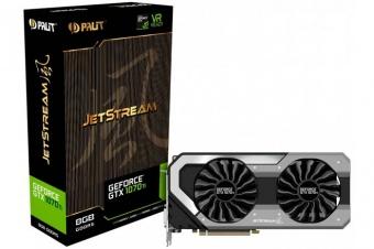 NVIDIA e i partner lanciano la GeForce GTX 1070 Ti 8