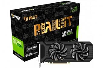 NVIDIA e i partner lanciano la GeForce GTX 1070 Ti 9