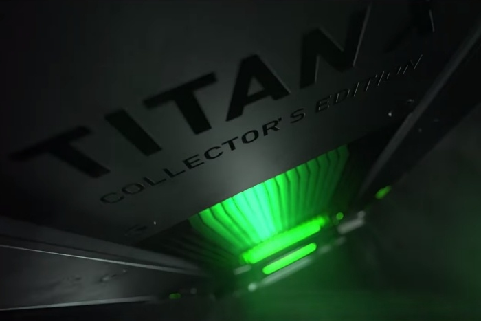 In arrivo la TITAN X Collectors Edition 1