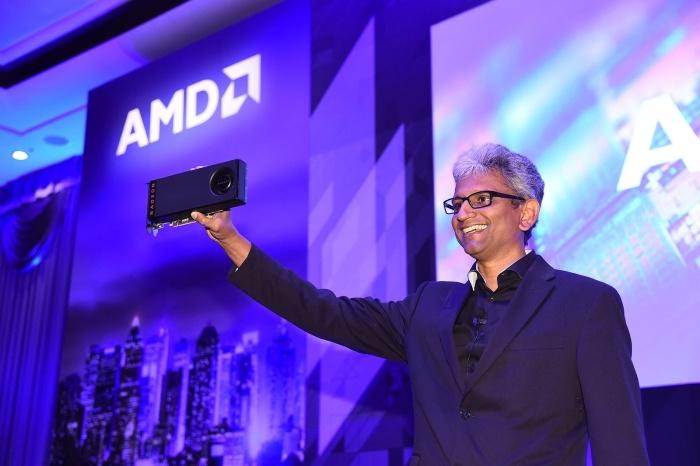 Raja Koduri dice addio ad AMD 1