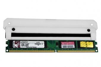 Jonsbo NC-1: dissipatori per RAM con LED RGB 3