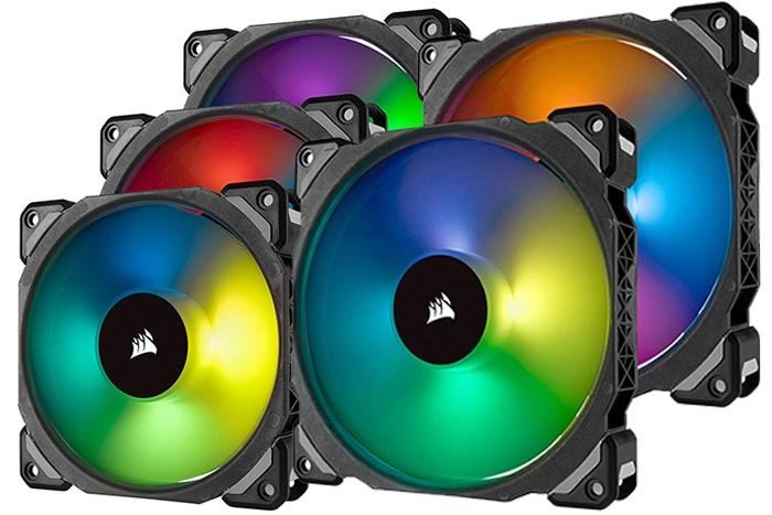 In arrivo le CORSAIR ML Pro RGB 1