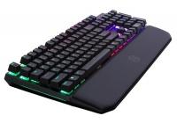 Finalmente disponibile la nuova tastiera meccanica di Cooler Master con illuminazione RGB, switch Cherry MX e layout italiano.