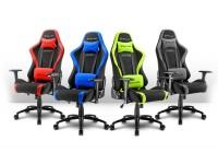Comfort, tessuti freschi ed un prezzo davvero allettante per le nuove sedie gaming di Sharkoon.