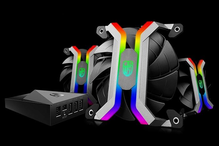 Finalmente disponibili le GAMER STORM MF120 1