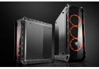 Design avveniristico e grande robustezza per il nuovo cabinet gaming.