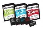Disponibili le nuove memorie Flash SD e microSD del colosso americano.