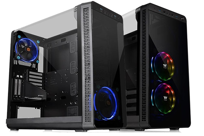 Thermaltake lancia il View 37 5