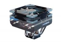Un dissipatore Top Flow per raffreddare efficacemente la CPU e tutto ciò che ha intorno.