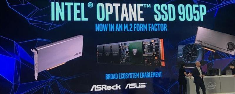 Intel annuncia gli SSD Optane 905P M.2 2