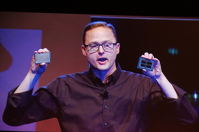 AMD mostra i Ryzen Threadripper 2 2