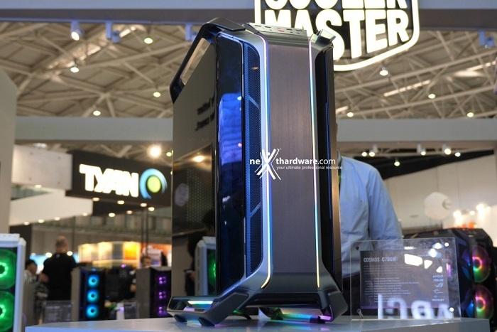 Cooler Master alza il sipario sui nuovi case 2