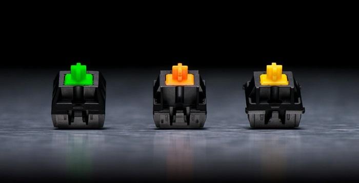 Razer espande l'illuminazione Chroma e sdogana i propri switch meccanici 2