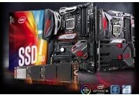 Sino a 200 euro di rimborso per l'acquisto di una scheda madre Z370 ROG, Prime o TUF, in abbinamento o meno ad un SSD Intel.