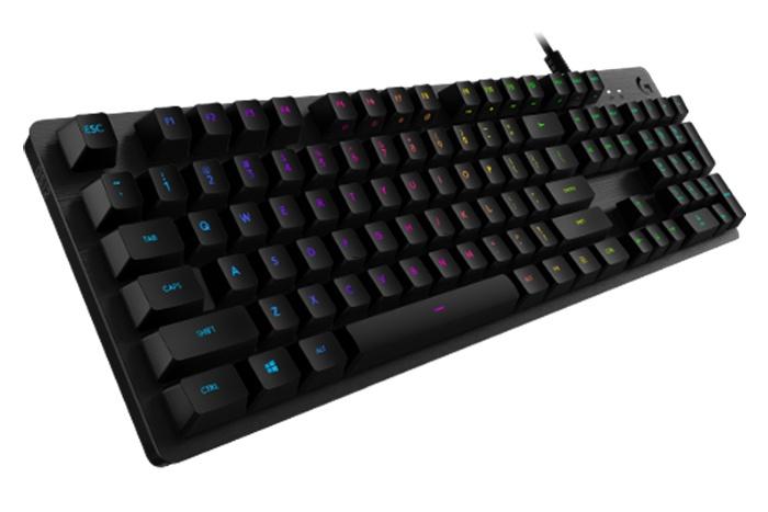 Logitech introduce gli switch GX Blue con la G512 1