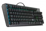 Disponibile la prima di una nuova serie di tastiere meccaniche particolarmente robuste con illuminazione RGB per-key.