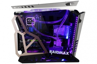 Raidmax rende disponibile l'Open Frame X08 2