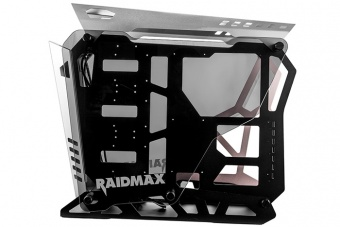 Raidmax rende disponibile l'Open Frame X08 3