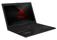 Core i7-8750H, GeForce GTX 1080 (Max-Q) con schermo Full HD a 144Hz per il notebook gaming più sottile al mondo.