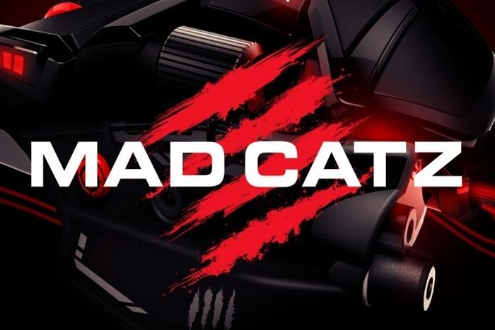 MAD CATZ annuncia la nuova linea R.A.T. 1