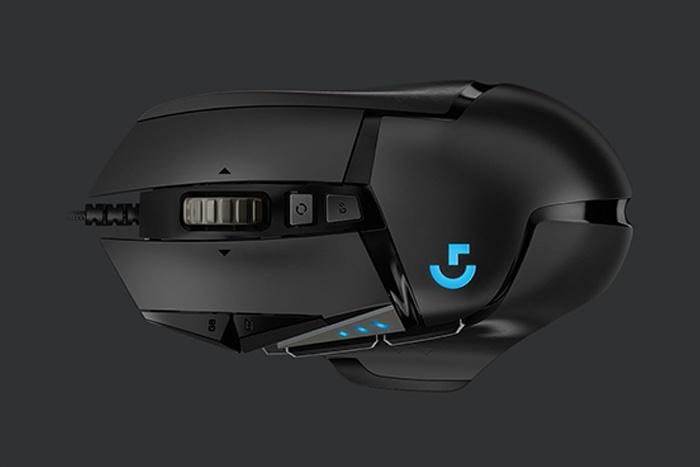 Logitech G502 ora anche in versione HERO 2