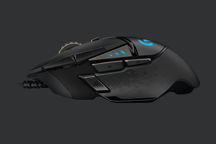 Logitech G502 ora anche in versione HERO 3