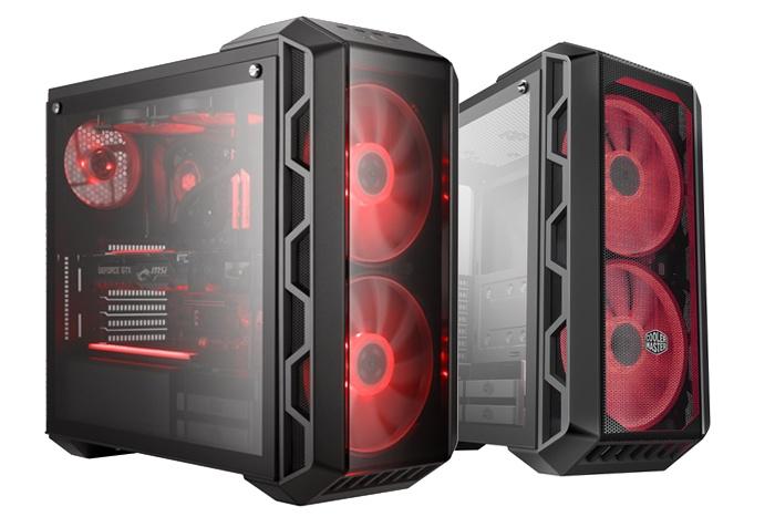 Cooler Master annuncia il MasterCase H500 5
