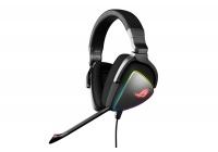 Audio di qualità e connettività multipiattaforma per le nuove cuffie gaming di ASUS.