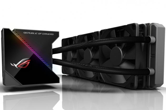 ASUS lancia gli AiO ROG Ryujin per AMD TR4 1