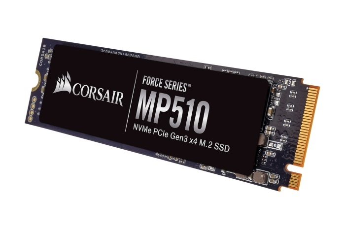 CORSAIR lancia gli MP510 1