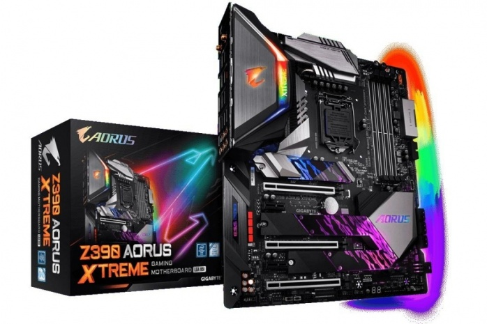 Al debutto la Z390 AORUS XTREME 1