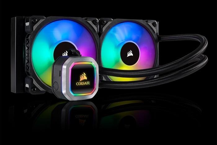 CORSAIR svela i nuovi H100i e H115i RGB Platinum 1