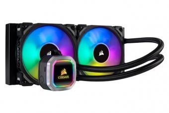 CORSAIR svela i nuovi H100i e H115i RGB Platinum 2