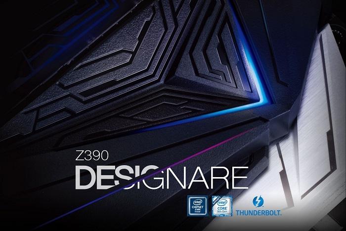GIGABYTE annuncia la Z390 Designare 4