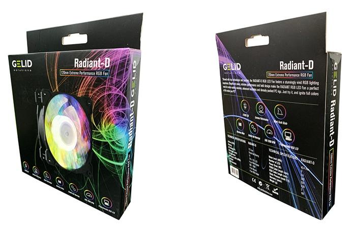 GELID presenta le Radiant e le Radiant-D 5