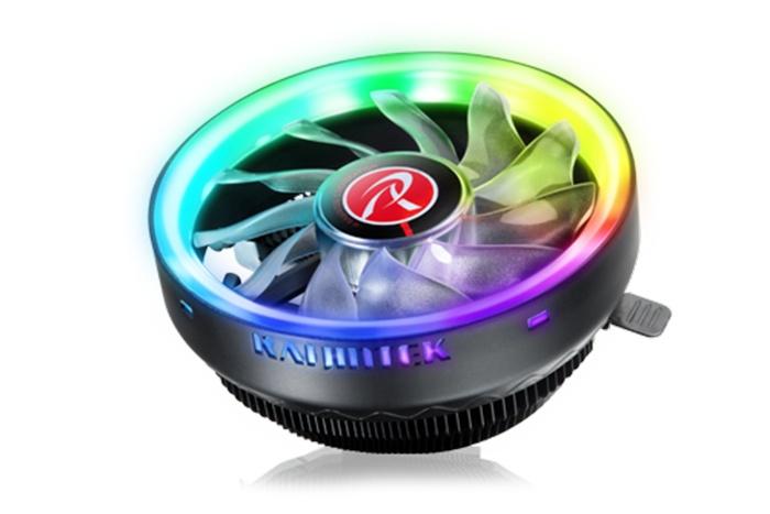 Raijintek annuncia il Juno Pro RBW 1