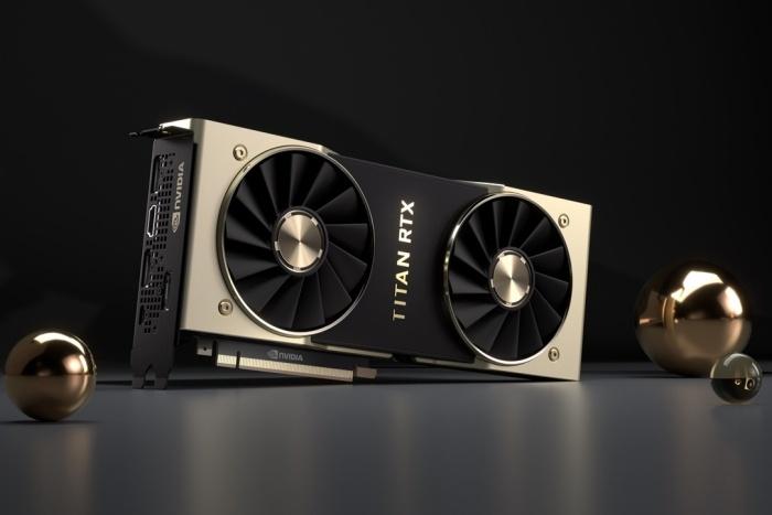 NVIDIA presenta la TITAN RTX 1