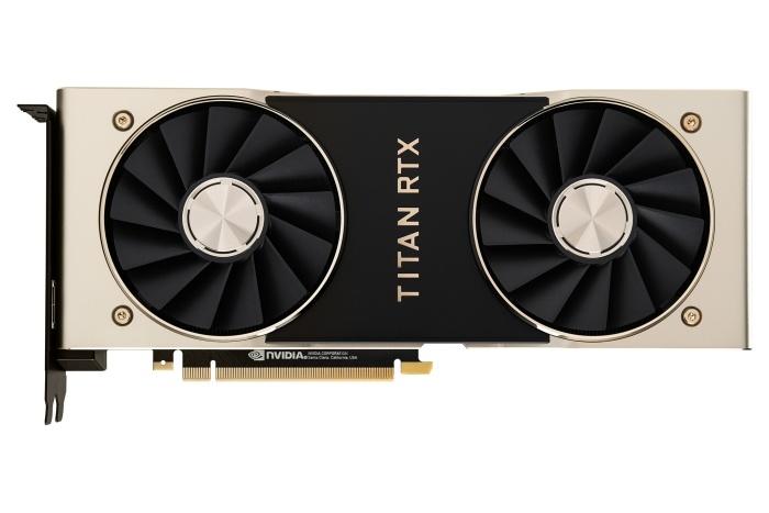 NVIDIA presenta la TITAN RTX 2