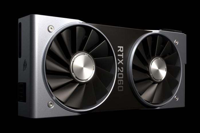 NVIDIA lancia la GeForce RTX 2060 1