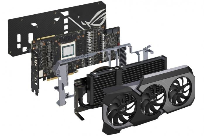 ASUS pronta a rilasciare la MATRIX GeForce RTX 2080 Ti 4