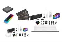 In arrivo nuovi prodotti per il watercooling e collaborazioni con ViewSonic, TEAMGROUP e Razer.