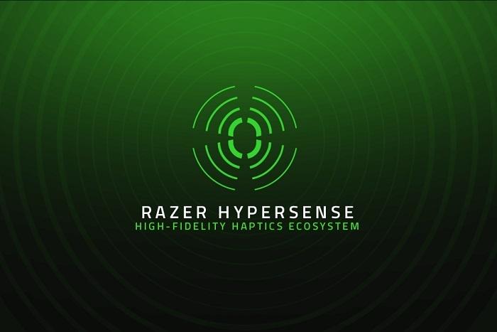 Svelato il Razer HyperSense 1