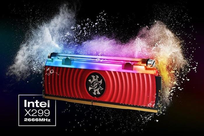 Le XPG SPECTRIX D80 RGB raggiungono i 5584MHz 1