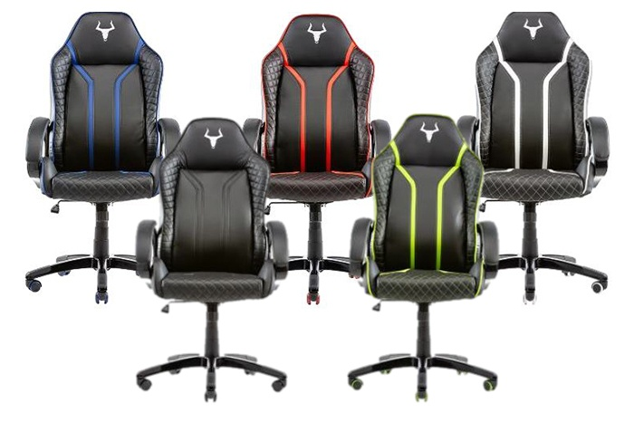 iTek presenta le Gaming Chair TAURUS P4 4