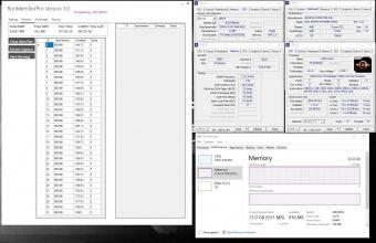 G.SKILL annuncia le Trident Z RGB 3466MHz per AMD X399 3
