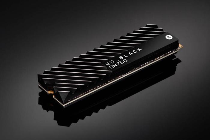 In arrivo i WD Black SN750 1