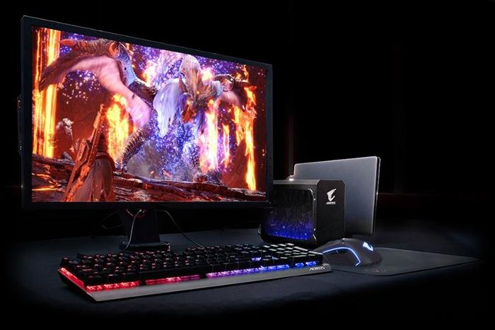 GIGABYTE rilascia l'AORUS RTX 2070 Gaming Box 2