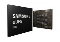 Capacità di archiviazione impressionante con prestazioni superiori a quelle di un SSD SATA in lettura sul futuro Galaxy S10 Plus.