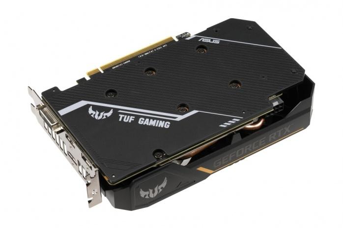 ASUS estende il marchio TUF alla RTX 2060 3