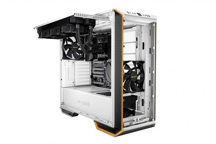 be quiet! svela il Dark Base 700 White Edition 5